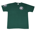 Clearance A/C Short Sleeve Tee - Hunter Green