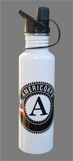 A/C Stainless Steel Water Bottle